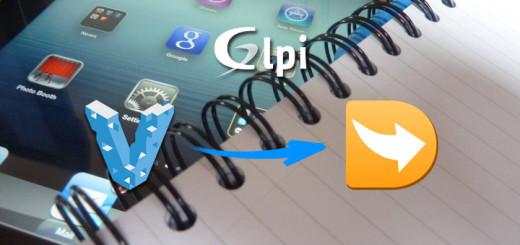 GLPI - Gestión de inventario informático Open Source.